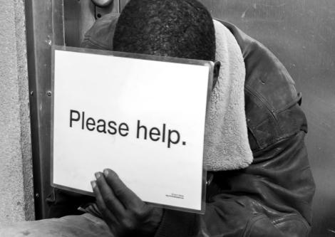 homeless chicago